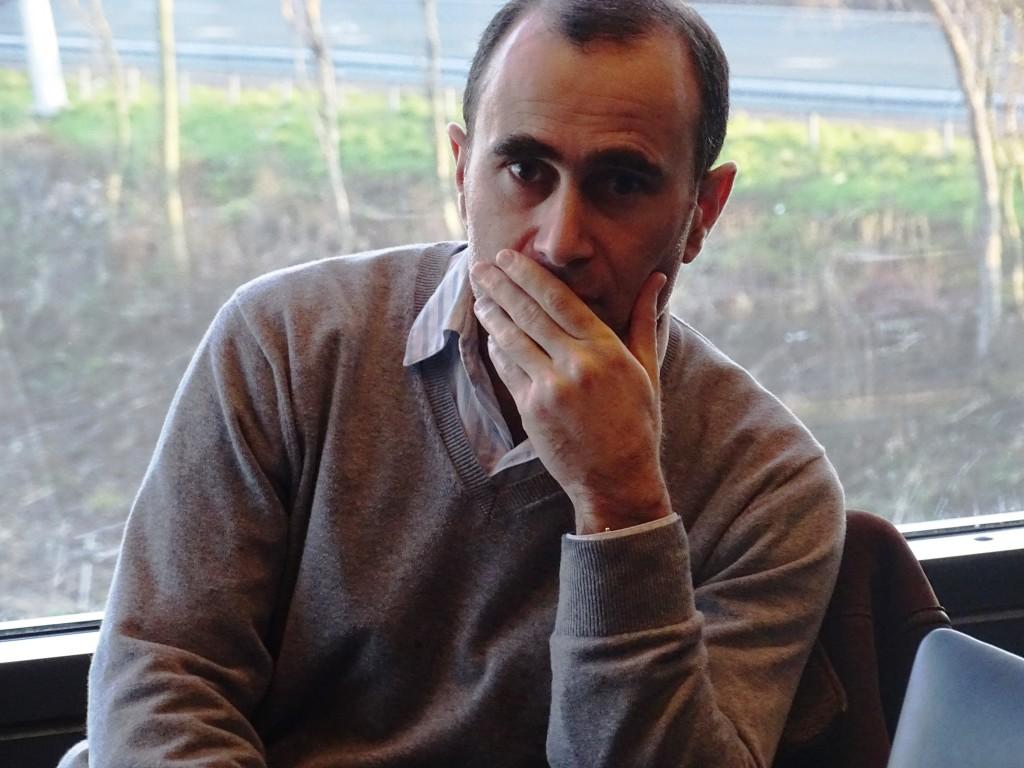 Namig Guliyev (AZE), winnaar A-groep Noteboom 2015.