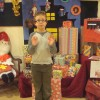 Per met lege handen bij Sinterklaas