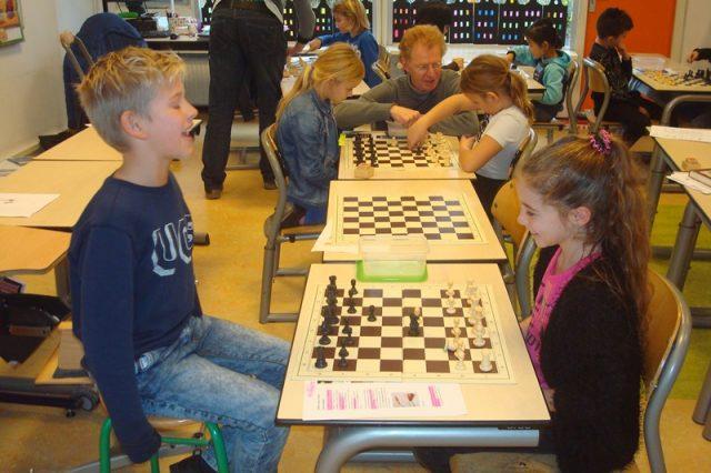best wel grappig dat schaken