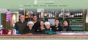 Sabai Sabai Thais restaurant