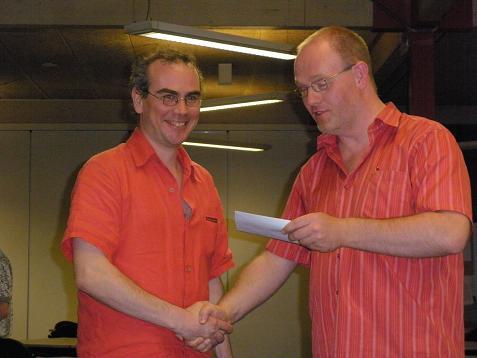 Igor Coene verrassende winnaar PK 2009